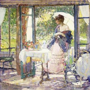 The Sun Room by Richard Edward Miller