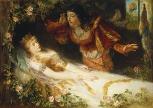The Sleeping Beauty by Richard Eisermann
