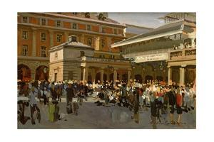 Covent Garden by Richard Foster