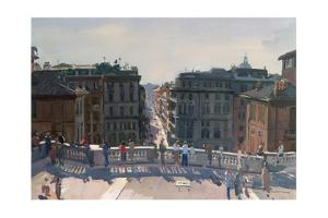 Piazza di Spagna by Richard Foster