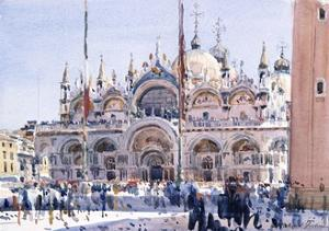 San Marco, Venice by Richard Foster