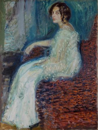 Portrait of Henryka Cohn, 1908