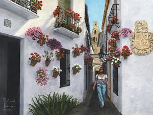 Calleje De Las Flores Cordoba by Richard Harpum