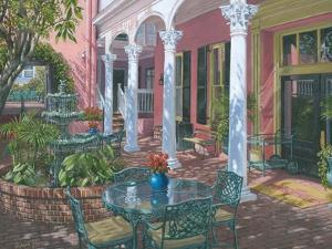 Meeting Street Inn Charleston by Richard Harpum