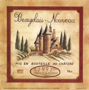Beaujolais Nouveau, 1991 by Richard Henson