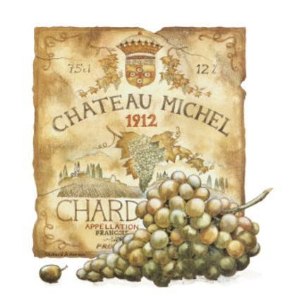 Chateau Michel by Richard Henson