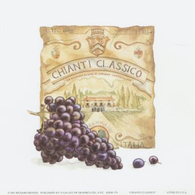Chianti Classico by Richard Henson