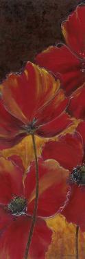 Midnight Poppy I by Richard Henson