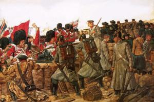 Battle of the River Alma by Richard Hook