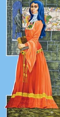 Queen Matilda by Richard Hook