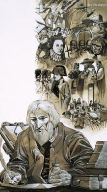 The Prophets: Nostradamus by Richard Hook