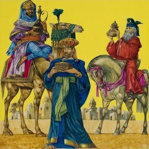 The Three Kings by Richard Hook