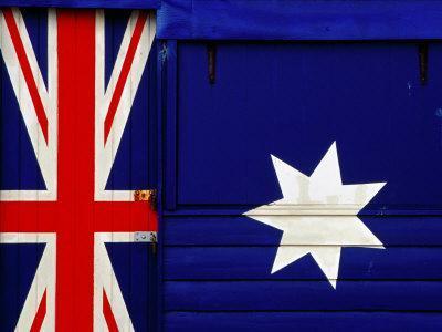 Detail of Beach Box in Brighton, Melbourne, Australia