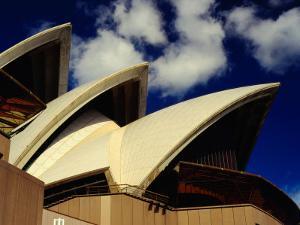 Detail of Sydney Opera House, Sydney, Australia by Richard I'Anson