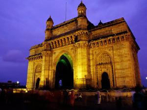 Gateway of India at Dusk, Mumbai, India by Richard I'Anson