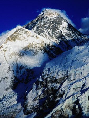 Mt. Everest from Kala Pattar, Sagarmatha National Park, Nepal