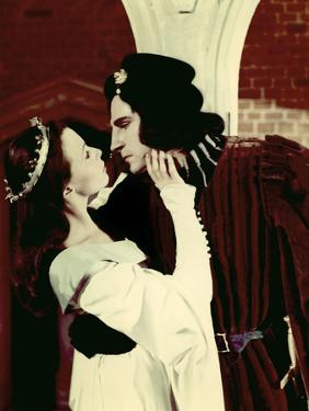 Richard III, Claire Bloom, Laurence Olivier, 1956