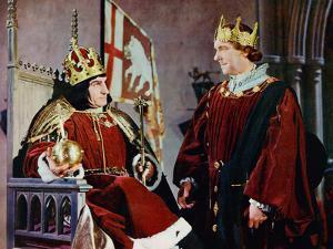 Richard III, Laurence Olivier, Ralph Richardson, 1956