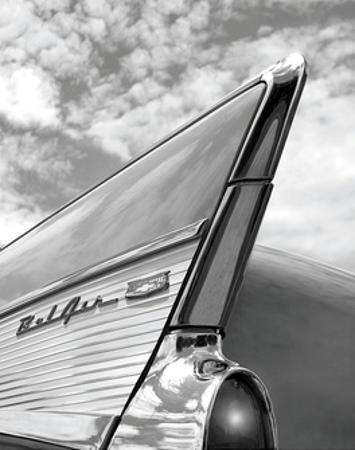 '57 Fin by Richard James