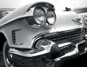 '58 Cad Eldo by Richard James