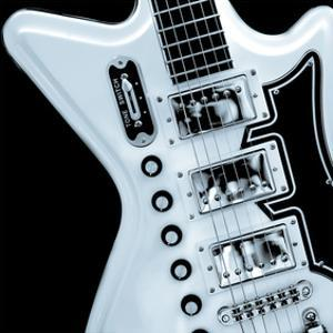 Airline Guitar by Richard James