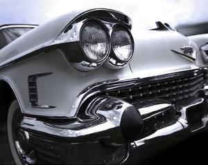 Cadillac Eldorado by Richard James