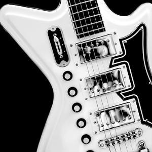 Classic Guitar Detail II by Richard James