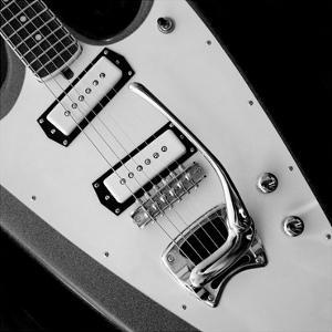 Classic Guitar Detail VI by Richard James