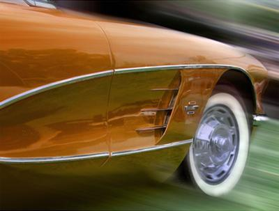 Classic Orange by Richard James