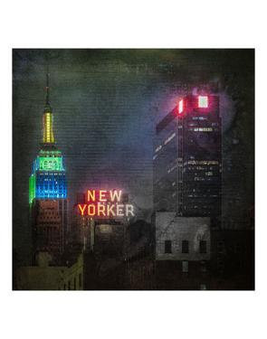 Empire & New Yorker by Richard James
