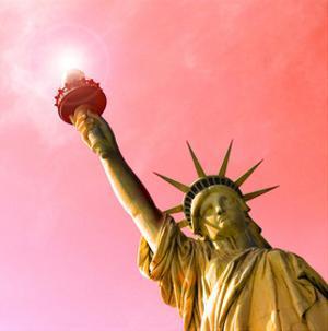Golden Liberty by Richard James