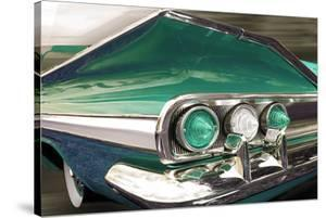 Green Chevy by Richard James