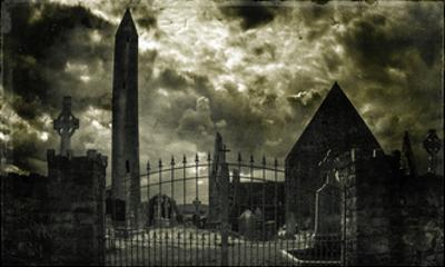 Irish Castle Views II by Richard James