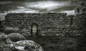 Irish Castle Views V by Richard James