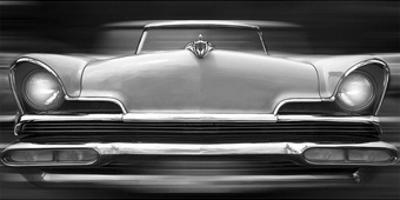 Lincoln Continental by Richard James