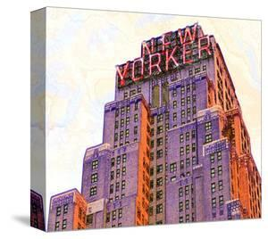 New Yorker by Richard James