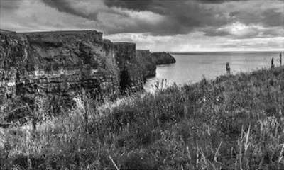 Views of Ireland II by Richard James