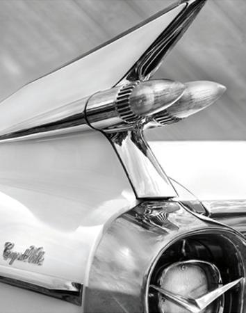 White Cadillac by Richard James