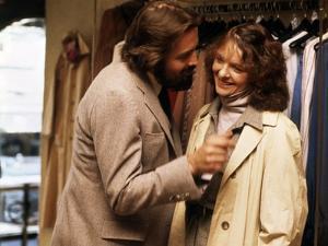 Richard Jordan and Diane Keaton INTERIORS YOU, 1978 directed by Woody Allen (photo)