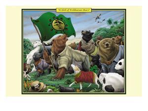 A Sloth of Prolibearean Bears by Richard Kelly