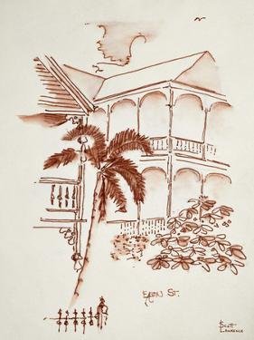 A Key West Victorian 'Conch' house. by Richard Lawrence
