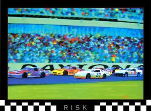 Risk: Auto Racing by Richard M. Swiatlowski