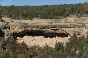 Mesa Verde National Park by Richard Maschmeyer