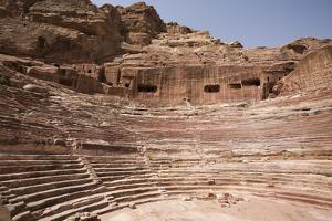 Petra, Jordan, Middle East by Richard Maschmeyer