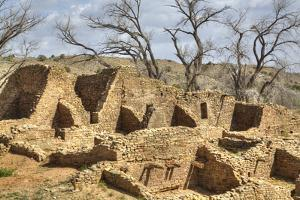 West Ruin, Aztec Ruins National Monument, Dating from Between 850 Ad and 1100 Ad by Richard Maschmeyer