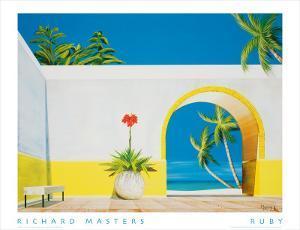 Cape Malabata by Richard Masters