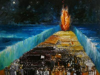 Exodus, 1999 by Richard Mcbee