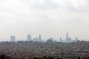 City of London Skyline by Richard Newstead