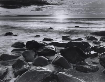 Winter Sunrise Montauk Coast #2 by Richard Nowicki