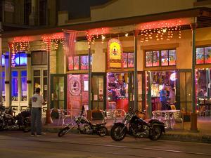 Crow's Southwest Cantina, on the Strand by Richard Nowitz